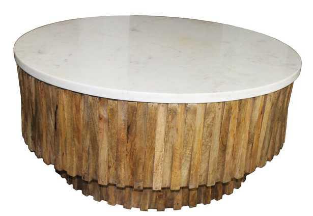 Hodgson Coffee Table - Wayfair