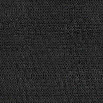 Sisal Wallpaper, Black, Double Roll - York Wallcoverings