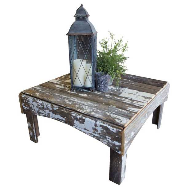 Haven Coffee Table with Tray Top - Birch Lane