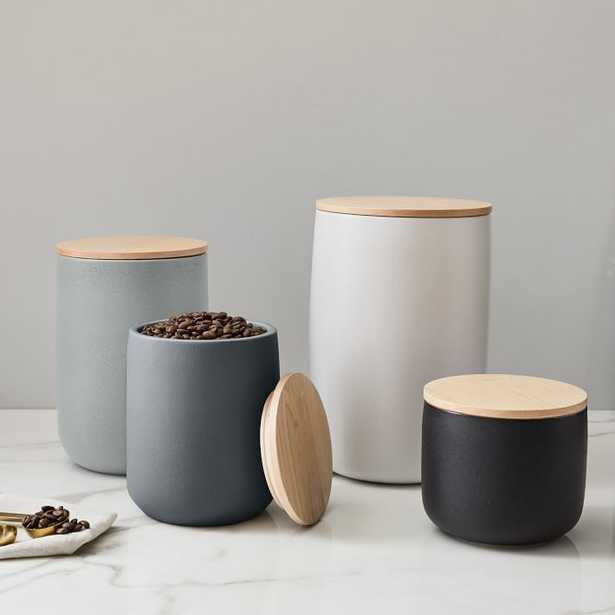 Kaloh Kitchen Canisters (Set of 4) - West Elm