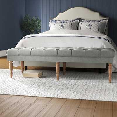 Furman Upholstered Bench - Birch Lane