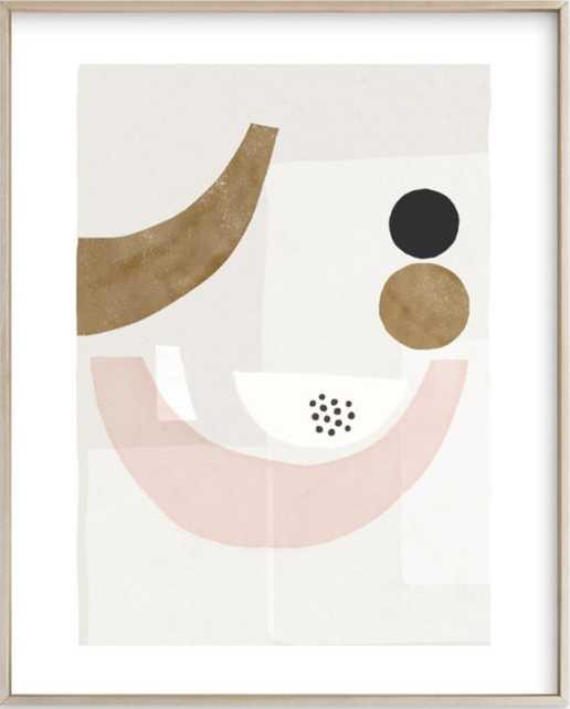 The Balancing 2 Art Print - Minted