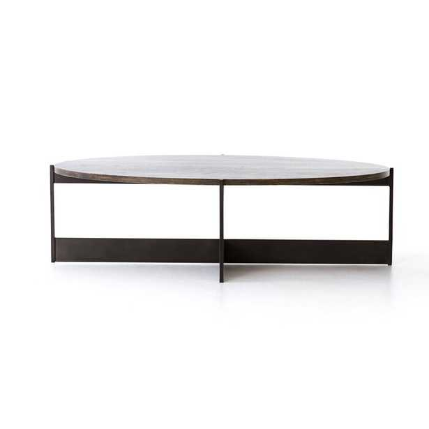 Four Hands Shannon Oval Coffee Table - Perigold