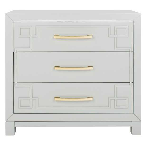 Bindera 3 drawer nightstand - Wayfair