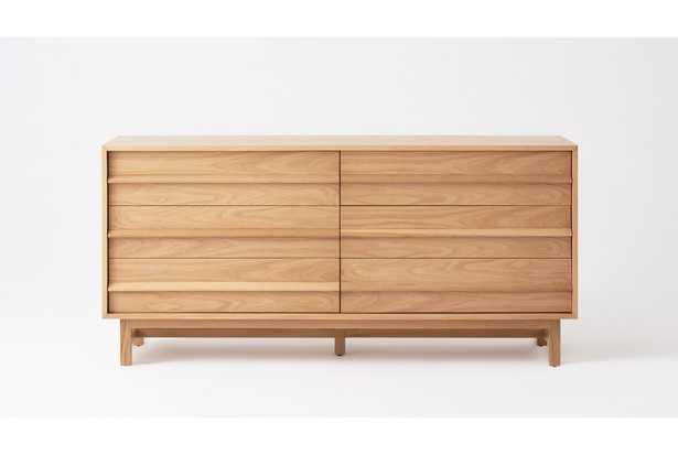 Marcel 6 Drawer Double Dresser - Wayfair