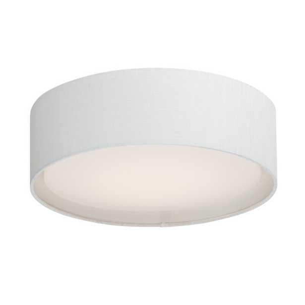 Elginpark 3-Light LED Flush Mount - Wayfair