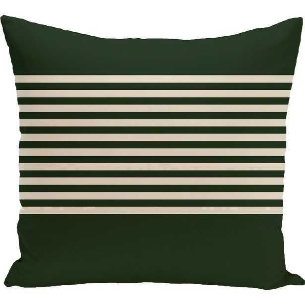 Pea Ridge Throw Pillow - Wayfair