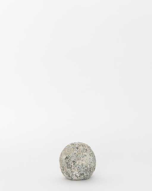 TEXTURED SPHERE OBJECT, Small - McGee & Co.