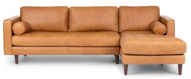 Sven sectional - Right chaise - Article