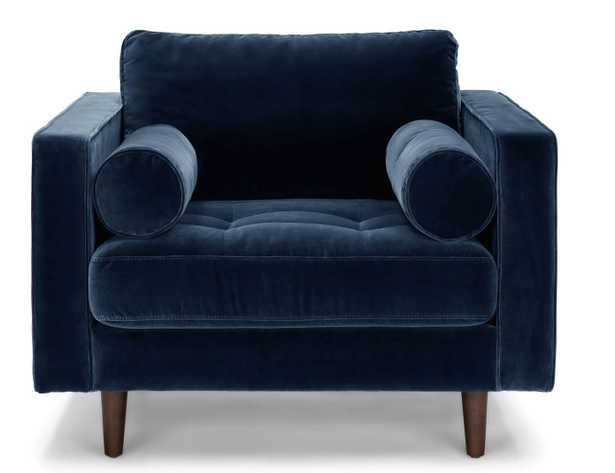 SVEN Chair Cascadia Blue - Article