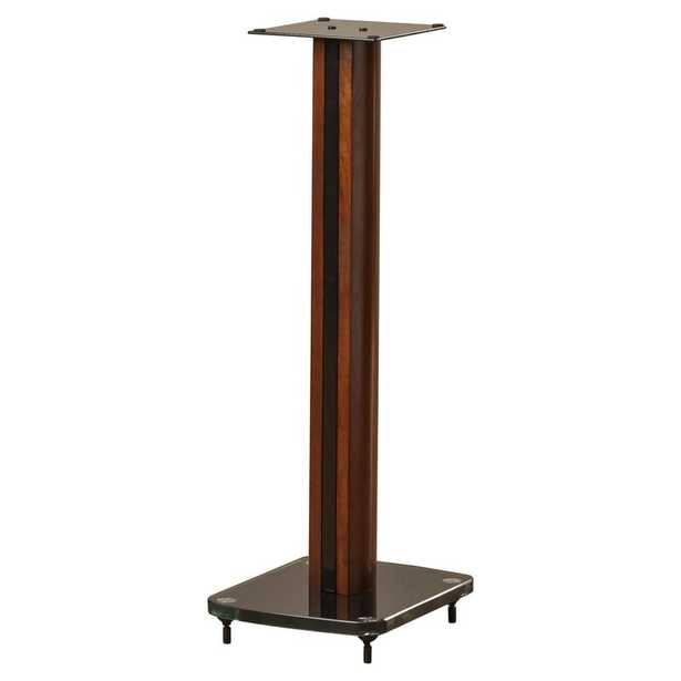 "30"" Fixed Height Speaker Stand (Set of 2) - Wayfair"