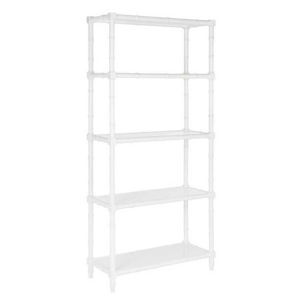 Jordon 4 Tier Etagere Bookcase - Birch Lane
