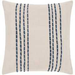 Emilio 22'' x 22'' Pillow Cover with Polyester Insert - Neva Home