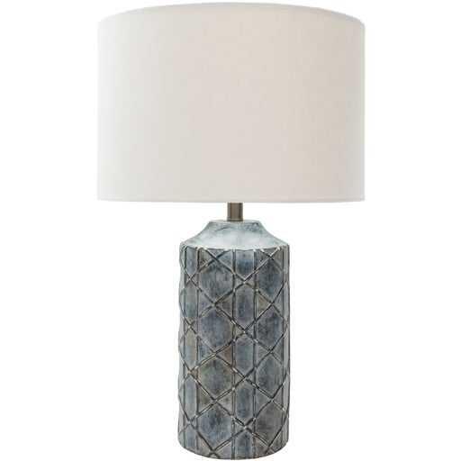 """Brenda - 16""""W x 26.75""""H Table Lamp - Neva Home"""
