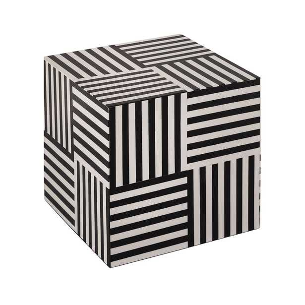 Cube Side Table - Maren Home