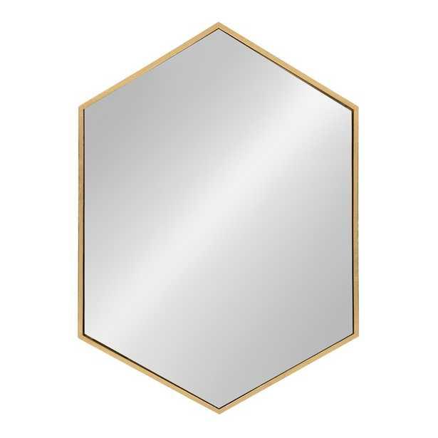 Hentz Modern & Contemporary Accent Mirror - Wayfair