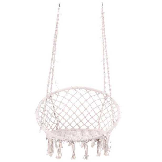 Armstong Hanging Hammock Swing Chair - Wayfair