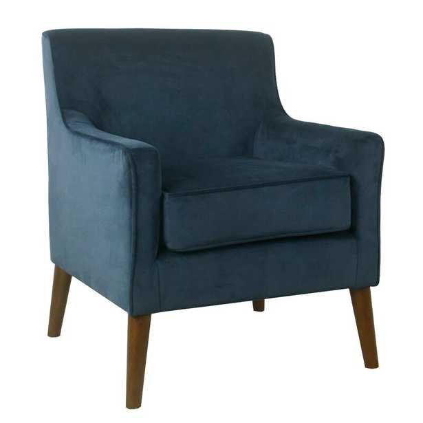 Myia 26'' Wide Velvet Armchair - Wayfair