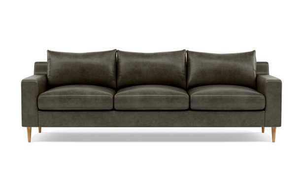 SLOAN LEATHER-3-Seat Leather Sofa - Interior Define