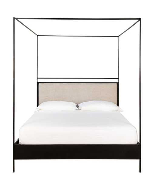 SUTHERLAND CANOPY BED - King - McGee & Co.
