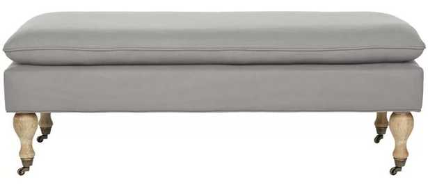 Mayotte Upholstered Bench - Wayfair