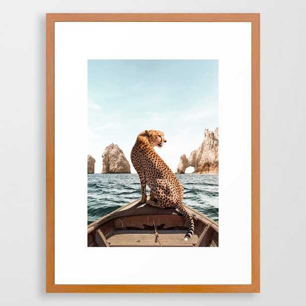 Los Cabos Framed Art Print - Society6