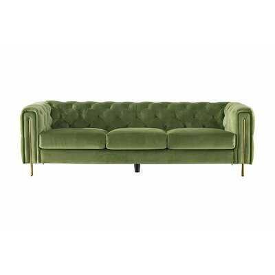 Acanva Chesterfield Sofa - Wayfair