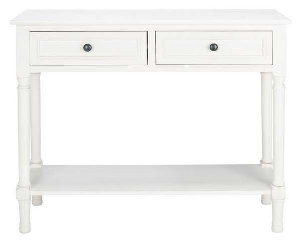 Tate 2 Drawer Console Table - Arlo Home