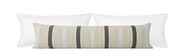 The XL Lumbar :: Sahara Chenille // Natural - Little Design Company