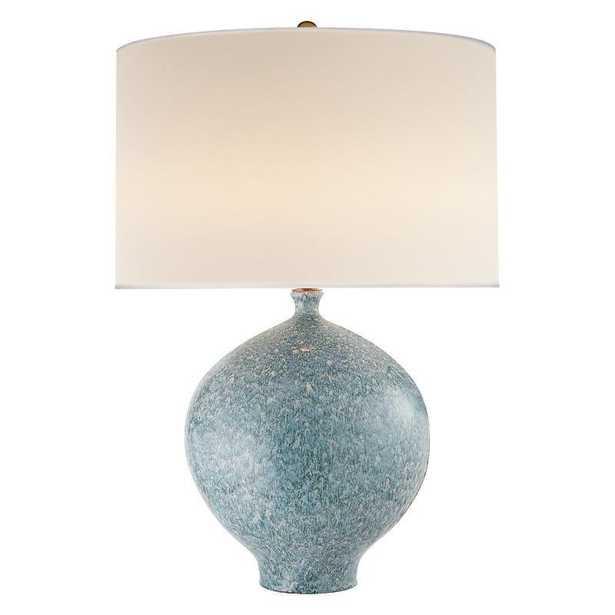 GAIOS TABLE LAMP - BLUE LAGOON - McGee & Co.