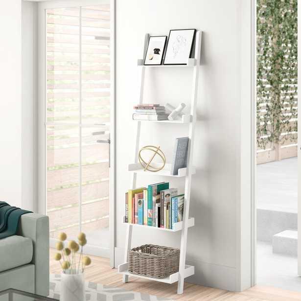 Saniyah Ladder Bookcase - Wayfair