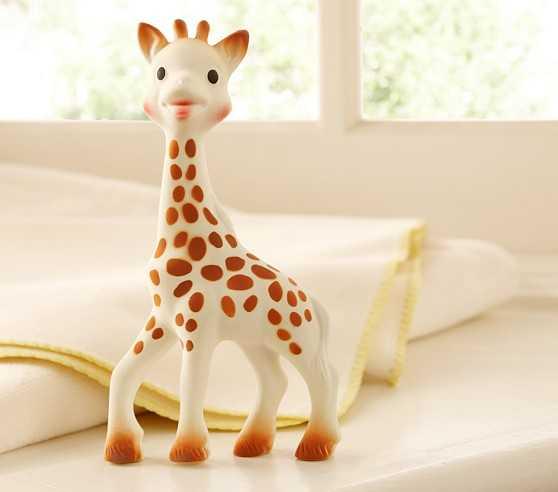 Sophie the Giraffe - Pottery Barn Kids