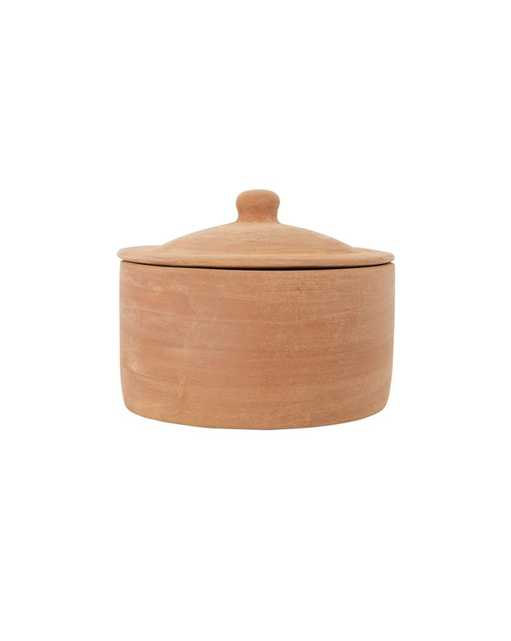 TERRACOTTA CANISTER - McGee & Co.