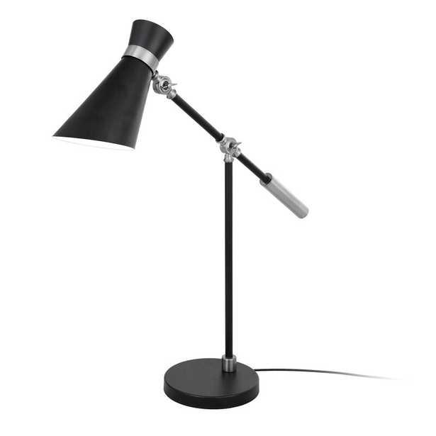 """Ogorman 30"""" Desk Lamp - Wayfair"""