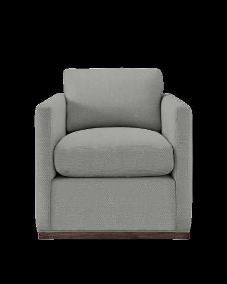 Barton Swivel Chair - Serena and Lily