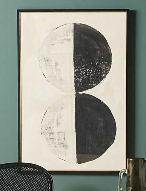 Two Circles Wall Art - Anthropologie