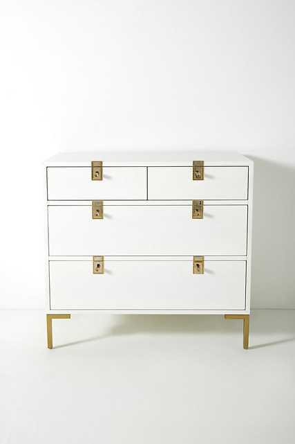 Ingram Four-Drawer Dresser - Anthropologie