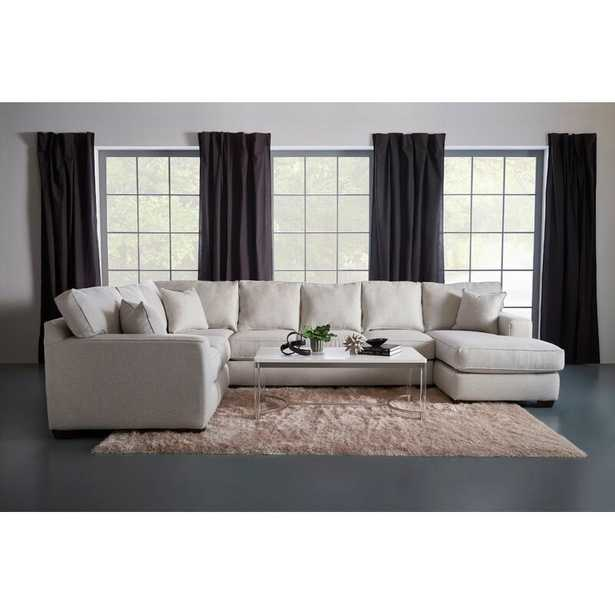 """Webster 146"""" Wide Sofa & Chaise (RIGHT FACING) - Wayfair"""