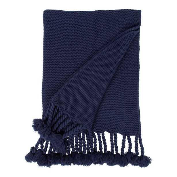 Zoila Chunky Ribbed Knit Throw Blanket (back in stock 4/1/21) - Wayfair