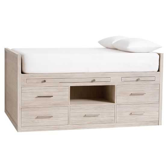 Cleary Captain's Bed - Pottery Barn Teen