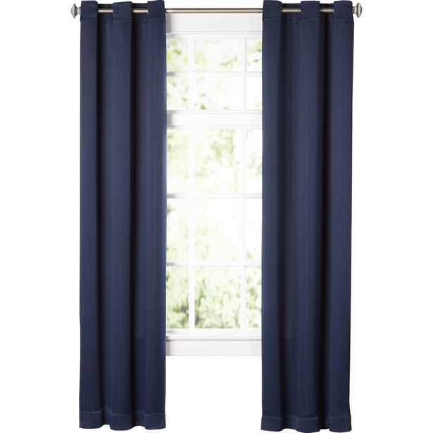 Traditional Bedroom Design Shop the Look  by Lionsgate Design in Classic Dr.    Wayfair Basics Solid Blackout Grommet Single Curtain Panel  Wayfair Basics Solid Blackout Grommet Single Curtain Panel  Wayfair Basics Solid Blackout Grommet Single Curtain Pa - Wayfair
