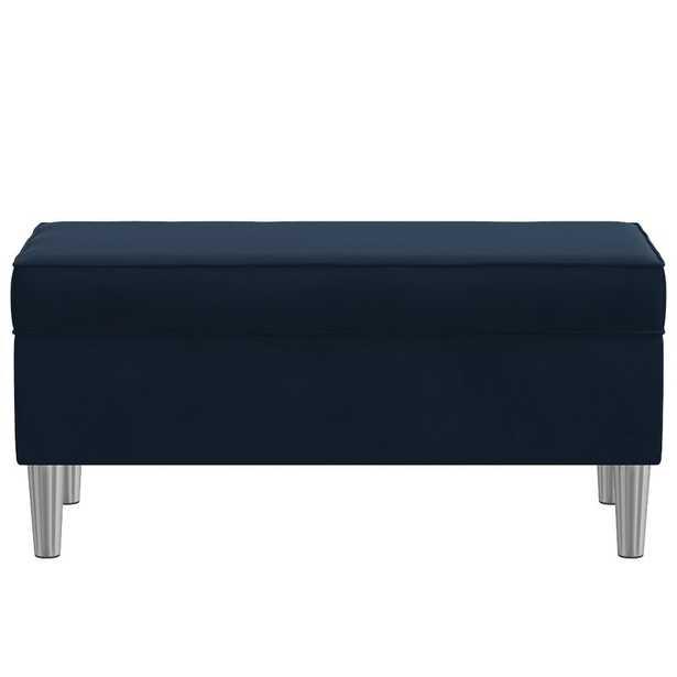 Como Upholstered Storage Bench - Wayfair
