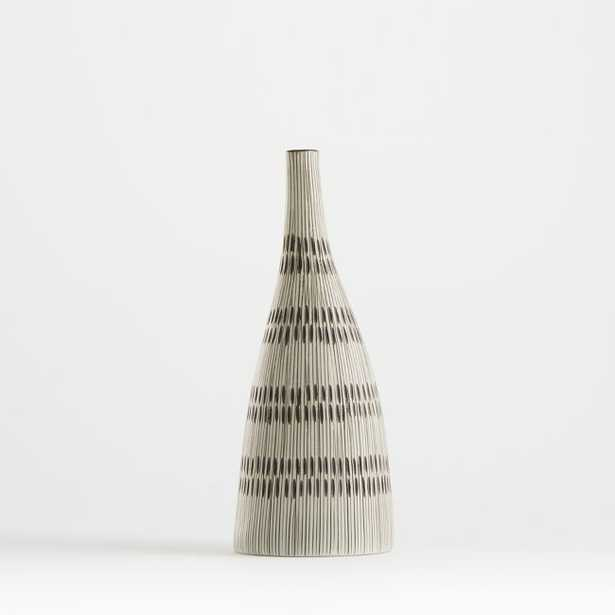 Nidia Small Single Stem Vase - Crate and Barrel