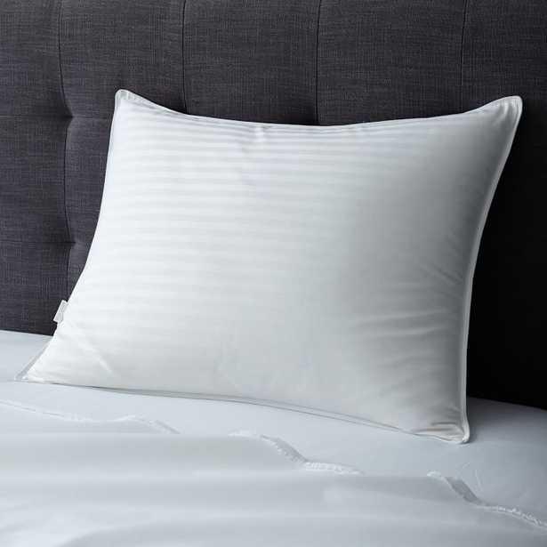 Premium White Down Pillow Insert, Standard - West Elm