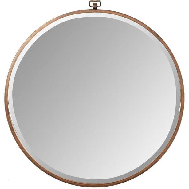 Minerva Modern & Contemporary Beveled Accent Mirror - AllModern