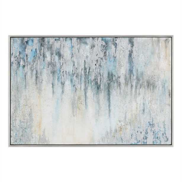 Overcast Hand Painted Canvas - Hudsonhill Foundry