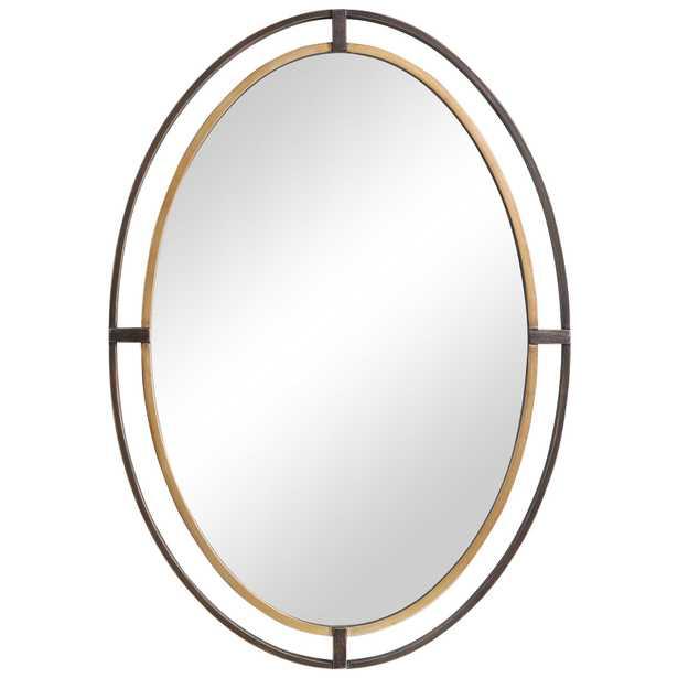 Oval Mirror - Hudsonhill Foundry