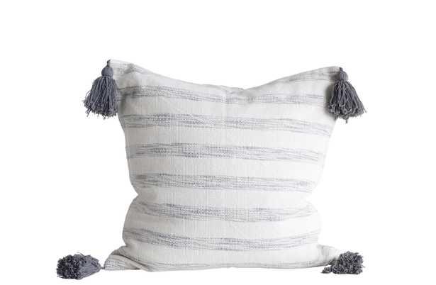 """Marina Pillow. 16"""" x 16"""" - Cove Goods"""