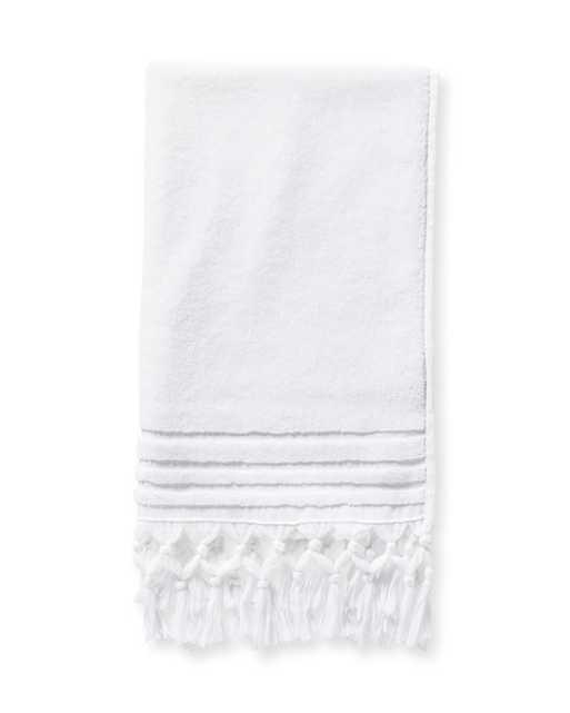 Healdsburg Bath Collection- Hand Towel - Serena and Lily