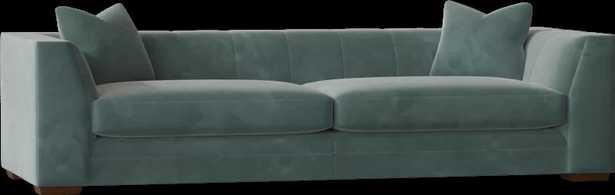 "93"" Square Arm Sofa - Perigold"